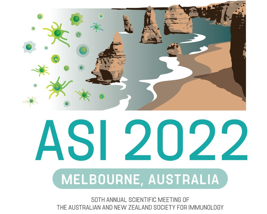 Annual Scientific Meeting of the Australian and New Zealand Society for Immunology 2022